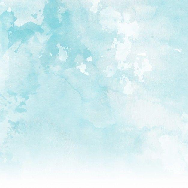 Telechargez Aquarelle Texture Fond Gratuitement Biryuzovyj Fon