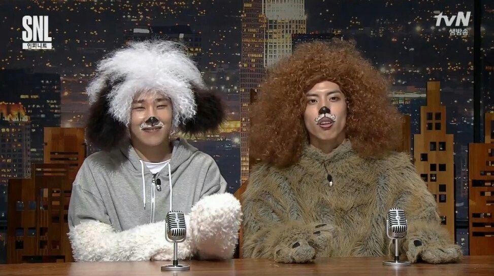 20161022 SNL Korea #INFINITE #SungKyu #DongWoo