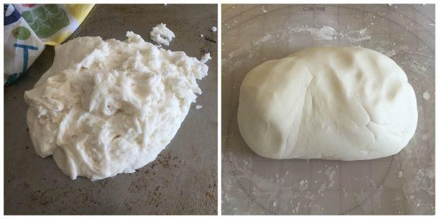 Tutorial Decoraciones Navideñas Con Pasta De Modelar Casera Pasta Para Modelar Masa De Modelar Y Adornos De Masa
