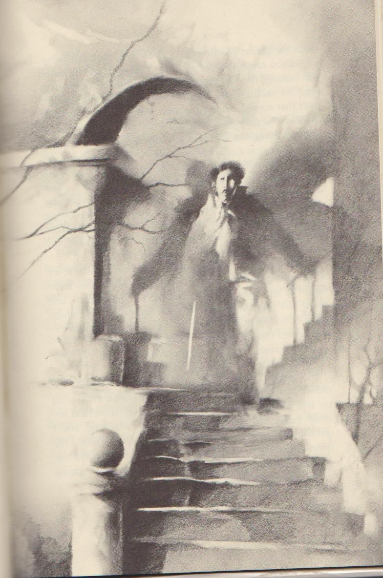 Stephen Gemmell: it doesn't get much scarier than him. My favorites of his are the atmospheric ones.