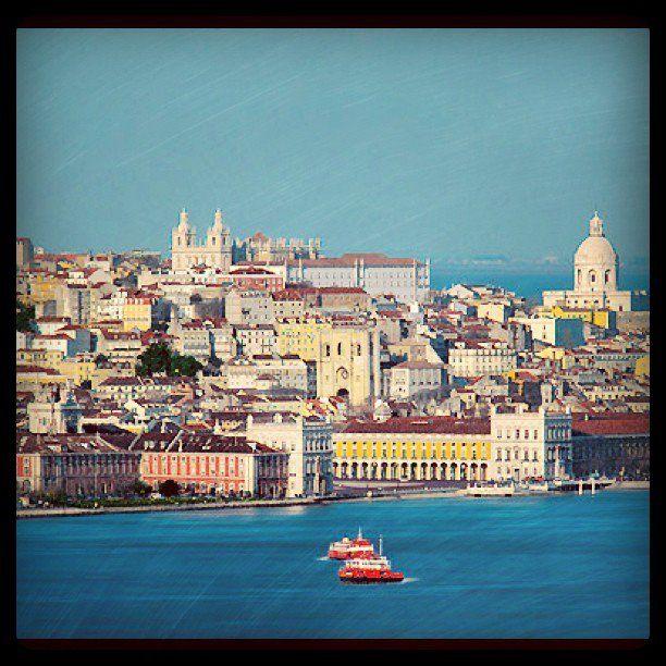 Lisbon....