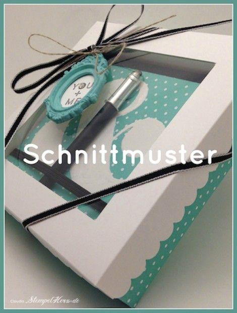 Stampin Up - Stempelherz - Gemustertes DP Jade - Hip Notes ...