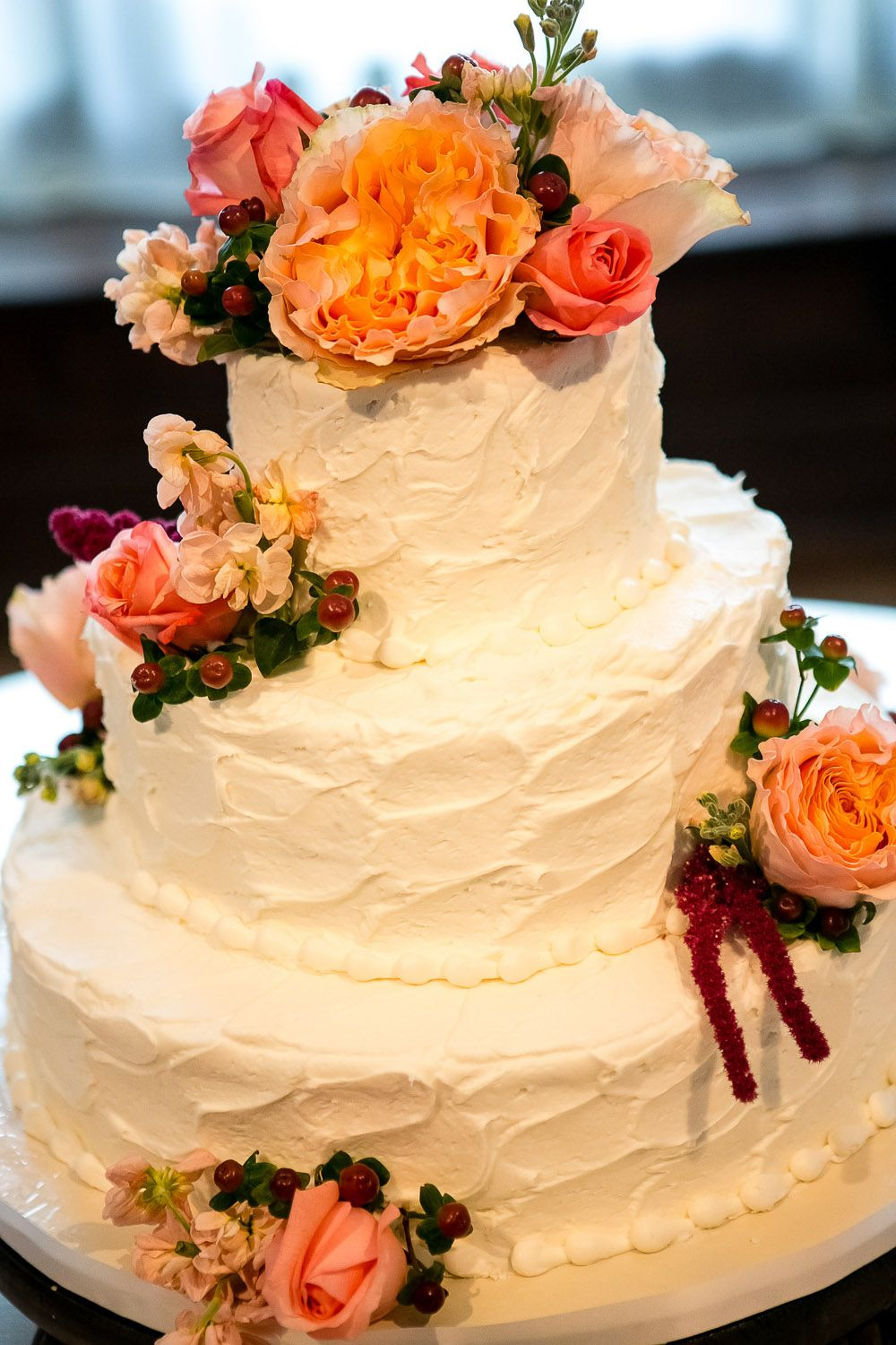 Fresh Cakes! Floral Inspiration for Your Wedding from the