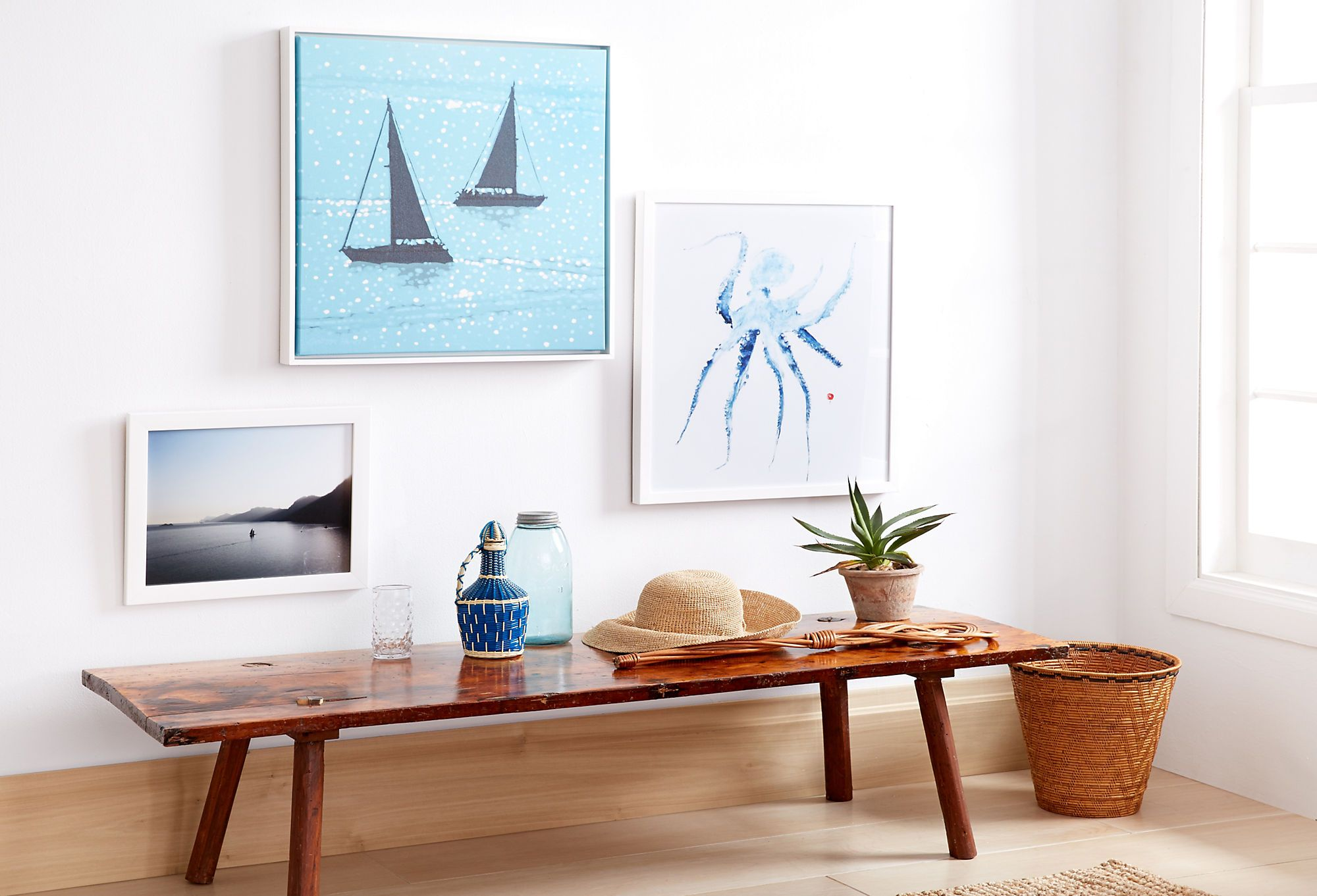 Great Escapes: Art Inspired by Land & Sea