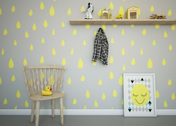 chombre bebe jaune - Recherche Google | Déco Bébé | Pinterest ...