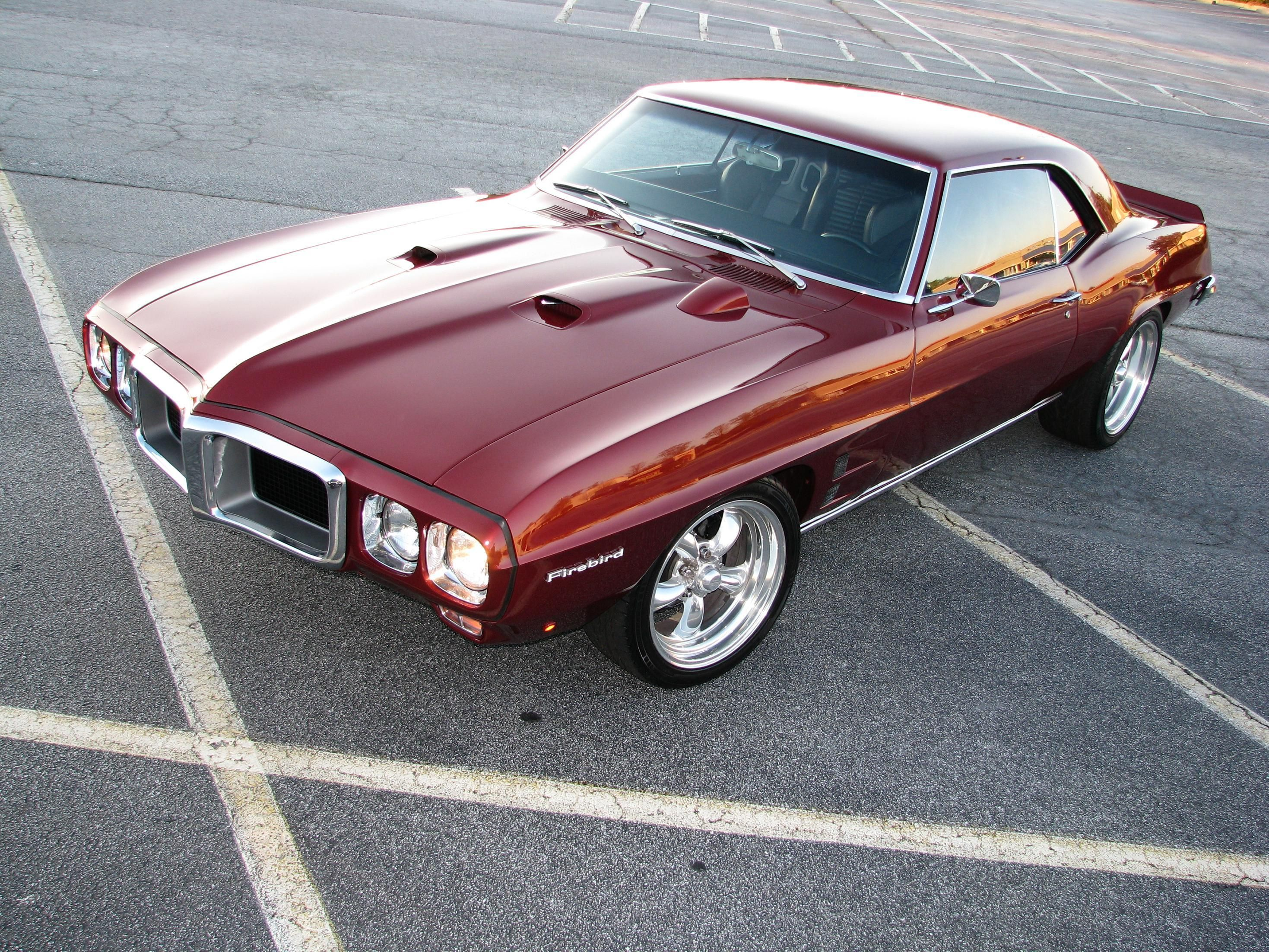 1969 pontiac firebird pro touring pontiac firebird firebird and restoration
