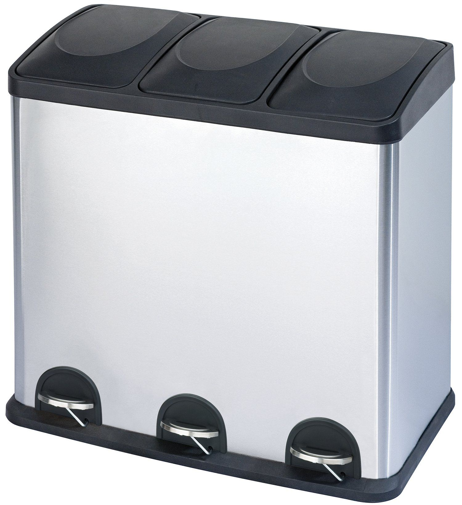 Good Chiasso Trio Recycling Bin   Contemporary   Waste Baskets     By Chiasso