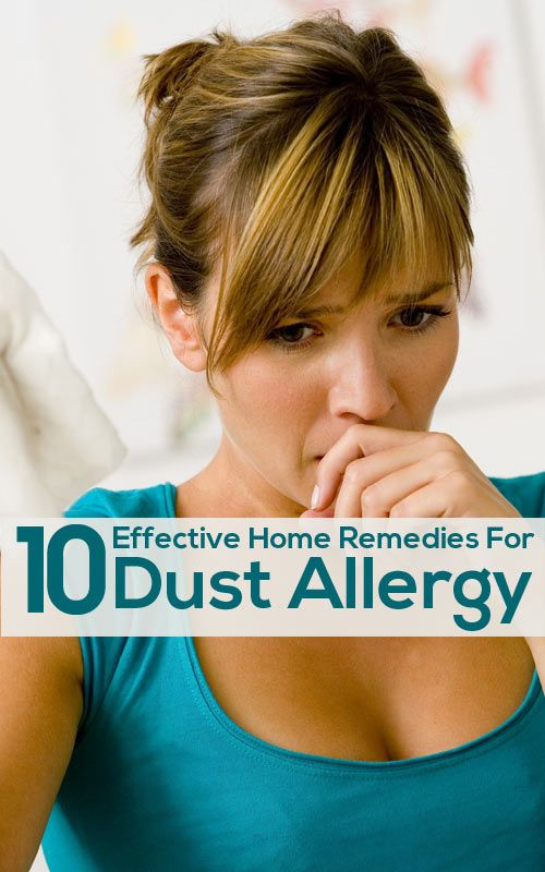 Natural Remedies To Cure Allergies