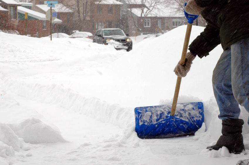 Chicago snow removal rules regulations for property