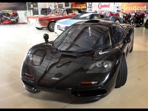 McLaren F1 Redux - Jay Leno's Garage - YouTube | Cool! | Pinterest