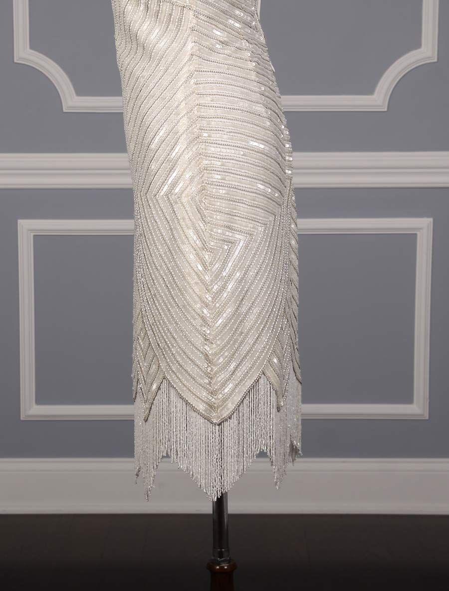 Naeem khan sorrento discount designer wedding dress naeem khan