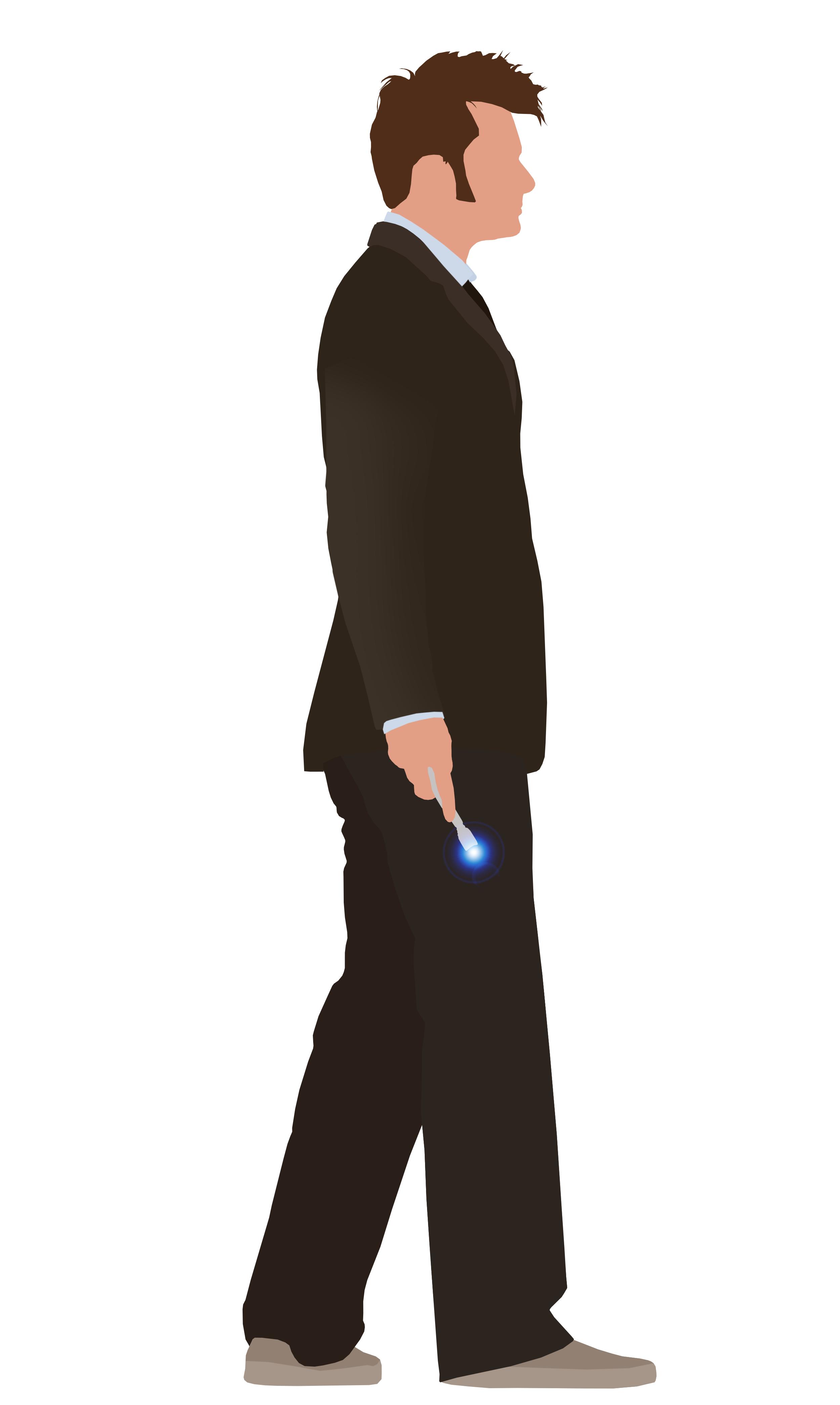 Oc Tenth Doctor Silhouette Https I Redd It 90dviiij91011 Png Tenth Doctor Doctor Who Tardis Doctor