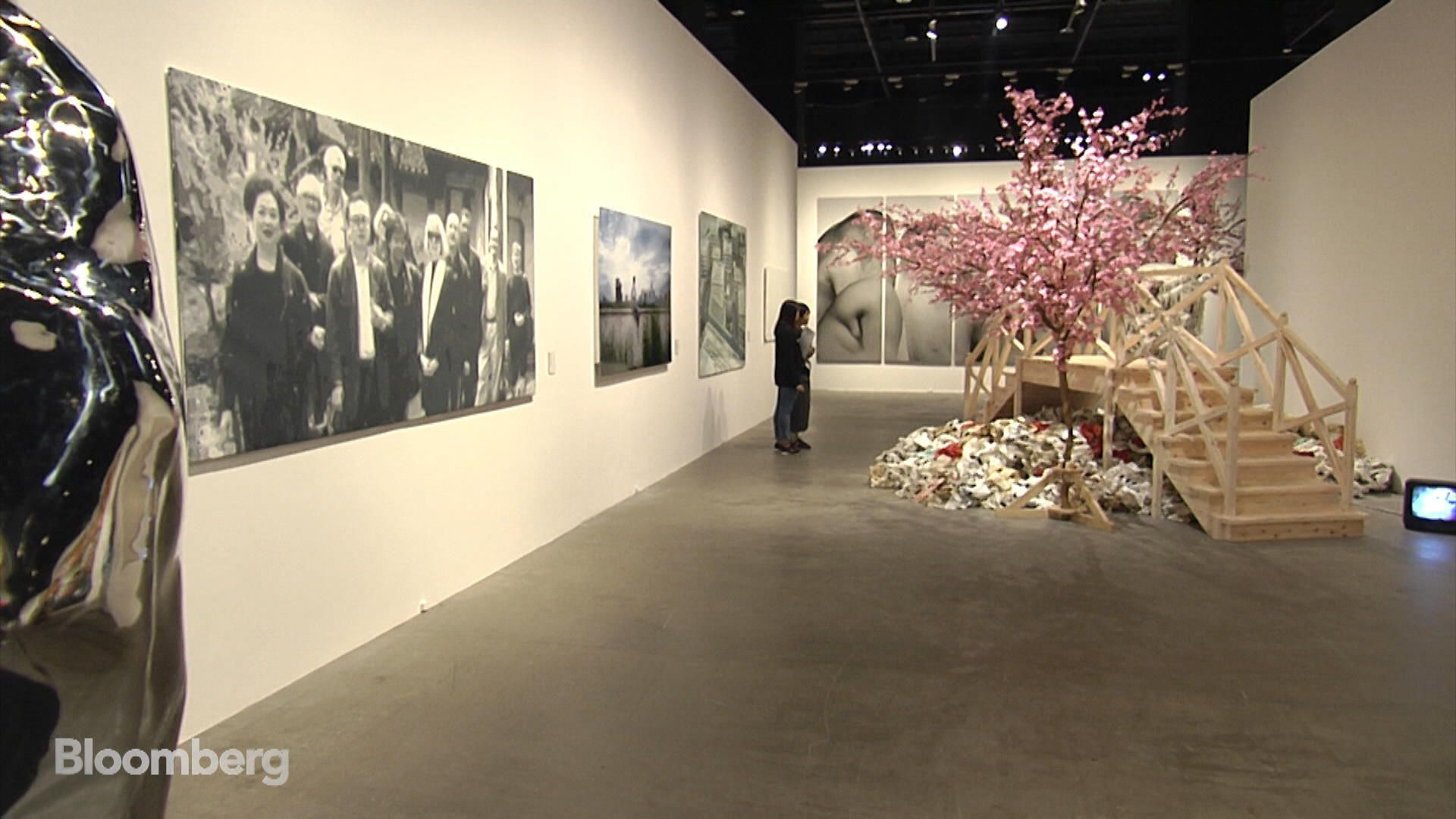 Video : The Globalization of Chinese #ContemporaryArt  https://t.co/rAqlq13pF4 via @business @ArtBasel