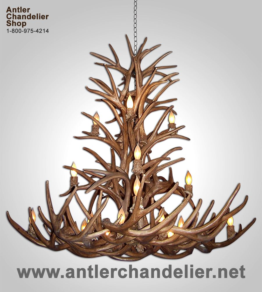 I Am Going To Use All My Daddies Antlerake A Chandelier For Our New