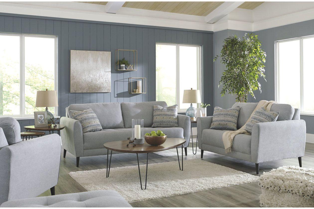Cardello Sofa Ashley Furniture Homestore Grey Living Room Sets