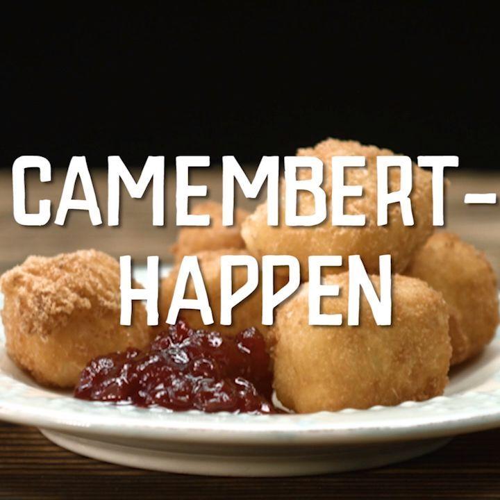 Camembert-Happen -