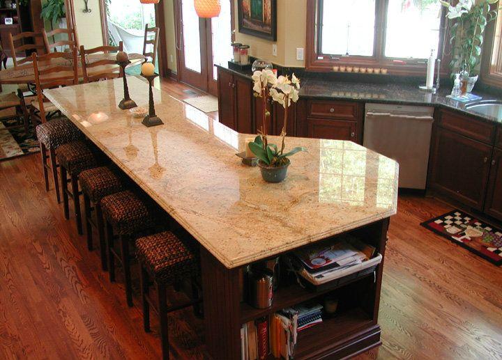 Granite Countertops Mixed Granite Countertops Kitchen