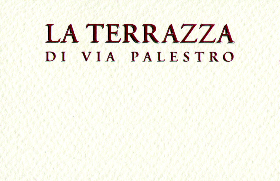 LA TERRAZZA DI VIA PALESTRO MILANO | I ristoranti di Milano | Pinterest