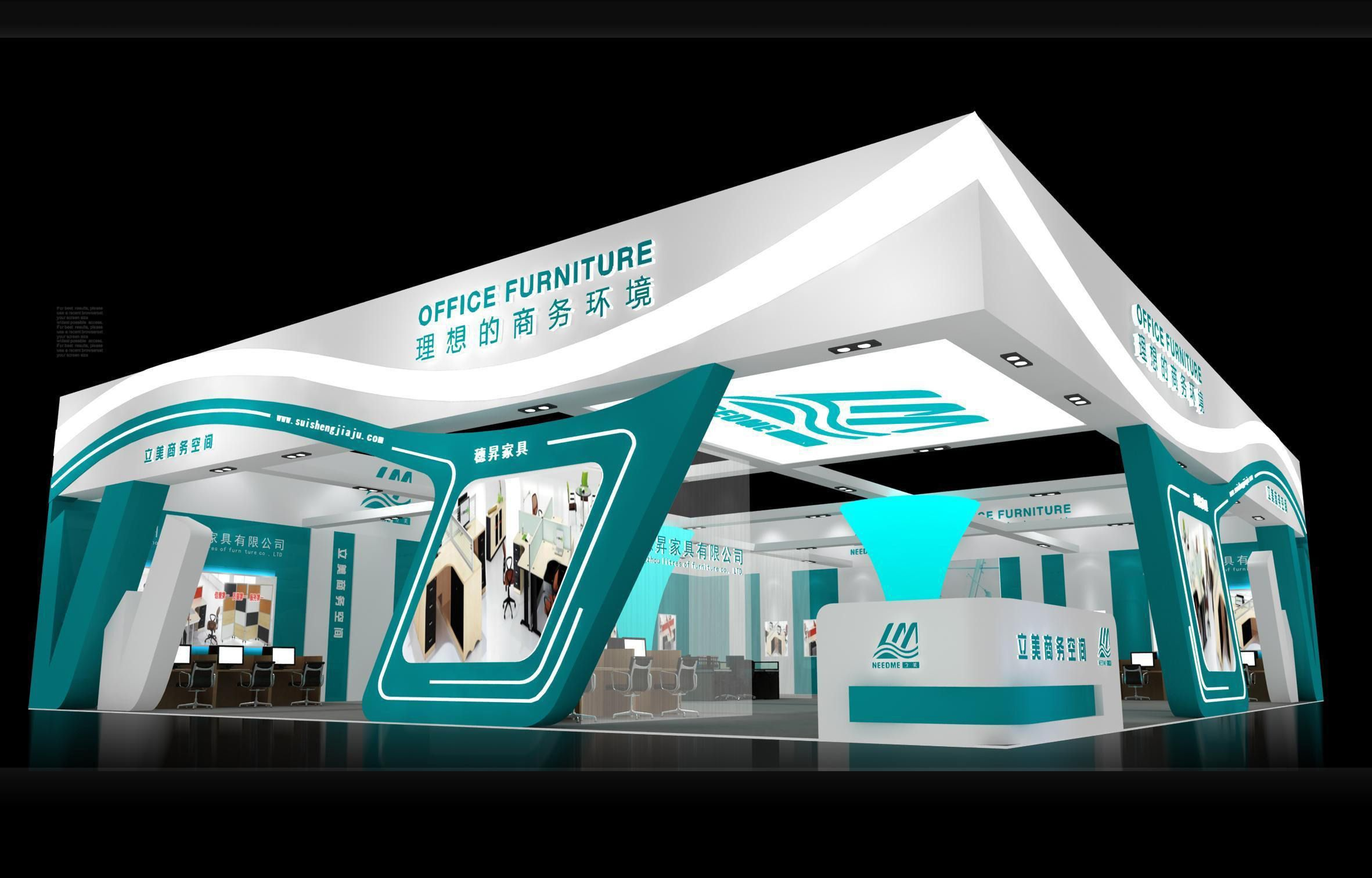 Exhibition Stand Sketchup : Exhibition booth sketchup ค้นหาด้วย google art