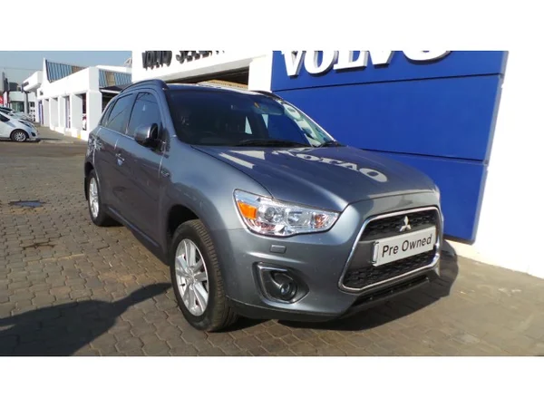 Used Mitsubishi ASX 2.0 5dr Gls A/t for sale in Gauteng