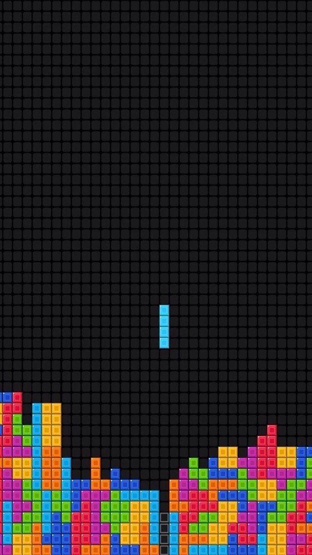 Tetris Wallpaper Iphone Wallpapers Iphone Wallpaper Iphone 5