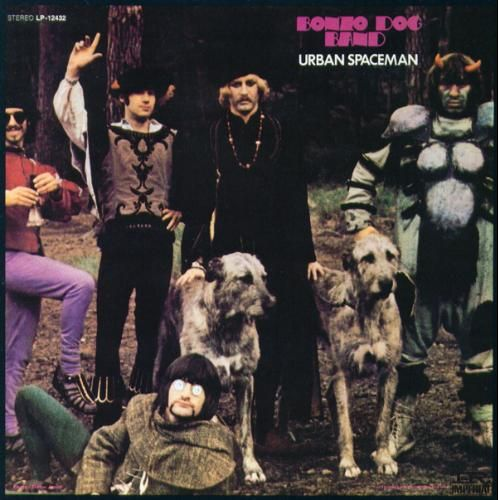 Urban Spaceman 1968 Imperial By The Bonzo Dog Band