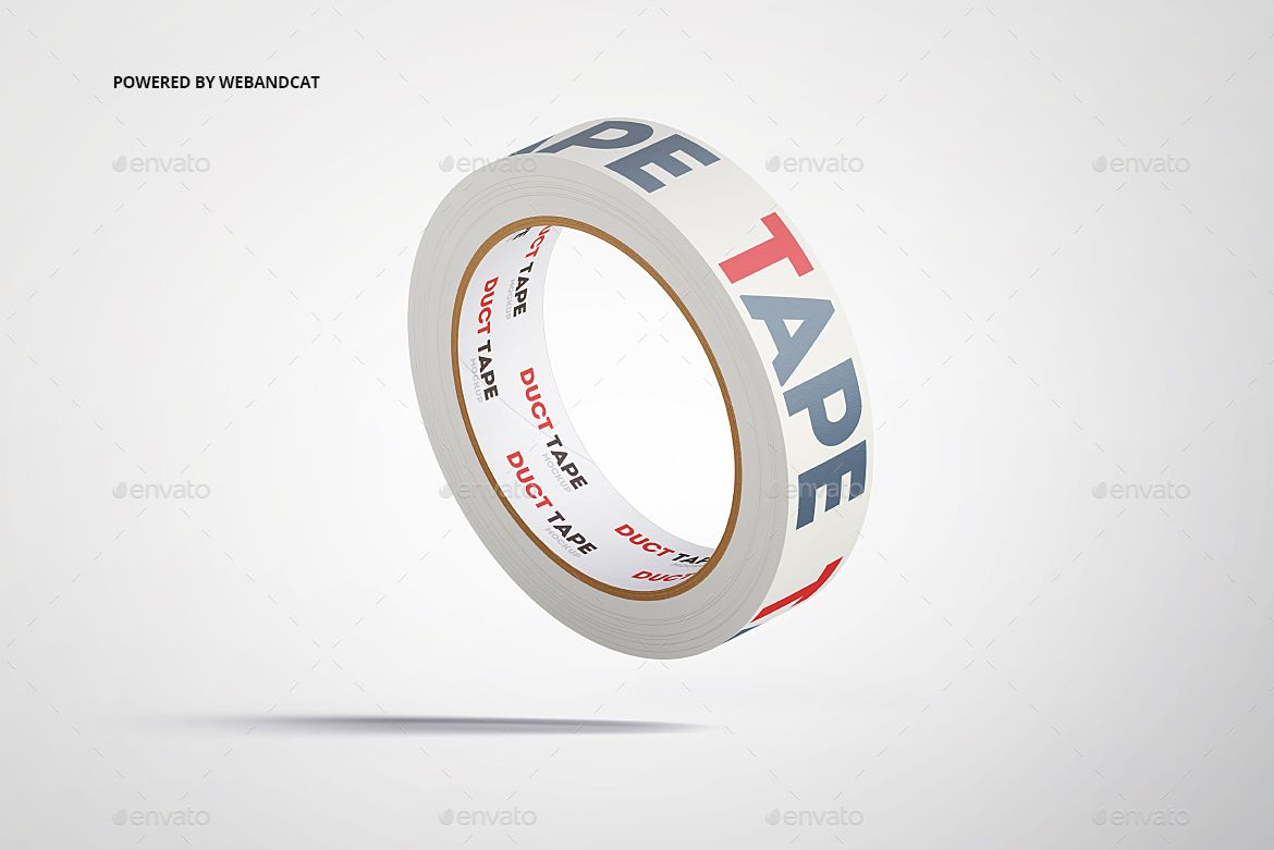 Duct Tape Mockup Vol 2 Duct Tape Tape Design Template Ideas