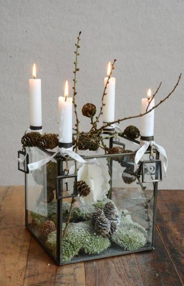 Photo of Advent wreaths