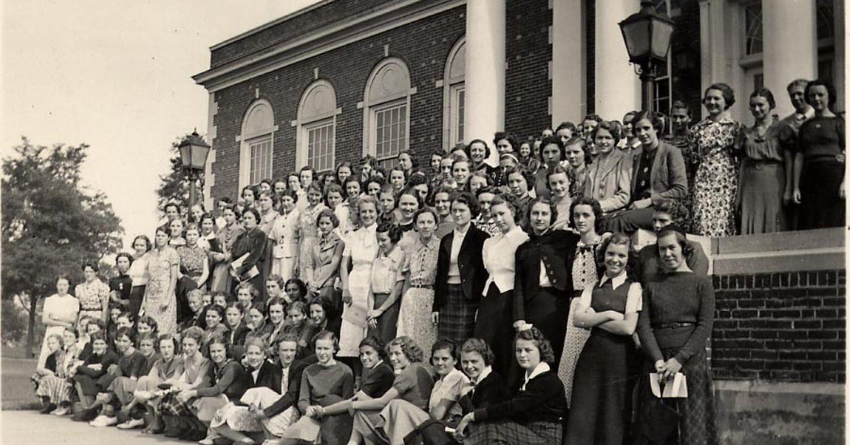 403 forbidden radford university virginia history