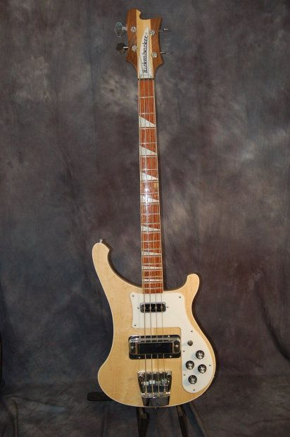 Rickenbacker Model 4003 Mapleglo Original Hardshell Case 2010 Natural / Blonde | Reverb.com..Give us a call. Lawman Guitars..515-864-6136