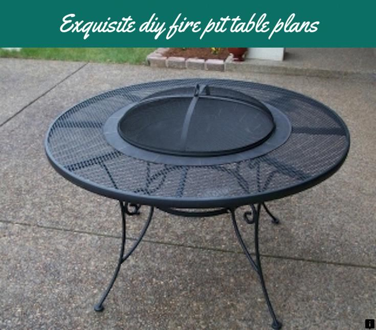 Look At The Webpage To Learn More On Diy Fire Pit Table Plans Please Click Here Find Out Web Presence Is Worth Checking
