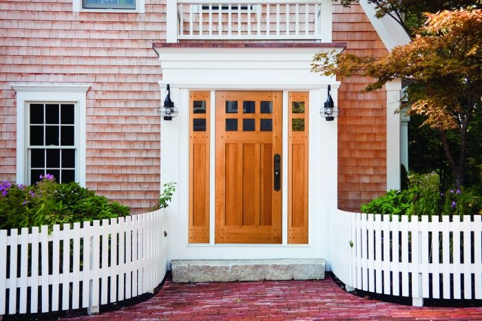 How Much Does It Cost To Install A New Front Door Front Entry