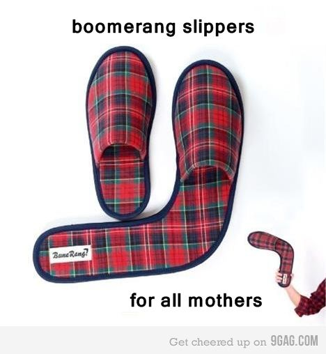 Photo of Slippers for all mothers