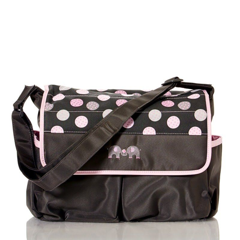Two Elephants Messenger Diaper Bag 380632388 Sling Messenger Bags