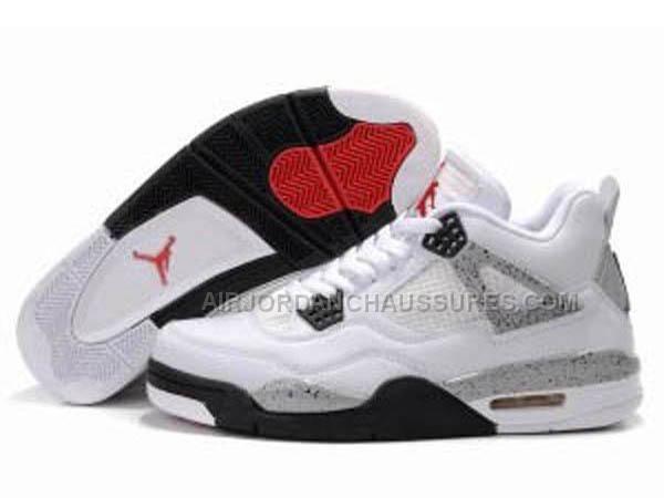Air Jordan 4 gris