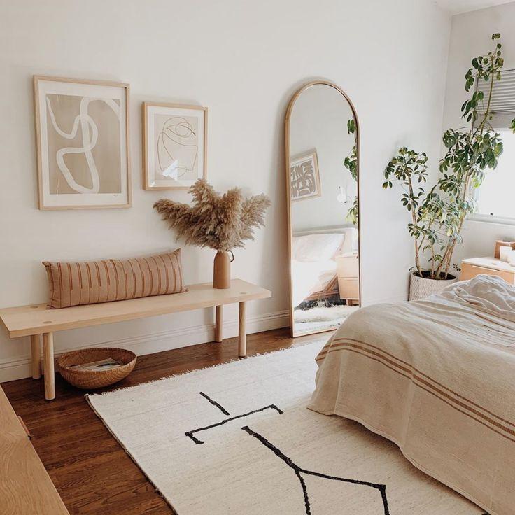 Photo of El dormitorio de ensueño de casi hace perfecto #hausinterieurs El dormitorio de ensueño de