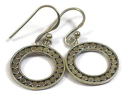Women Jewelry 925 Sterling Plain Silver Earring 2.9 cm CCI https://t.co/rskQ2zJ1Zm https://t.co/zfTonvHOHF