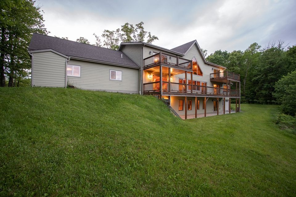 western maryland waterfront homes for sale