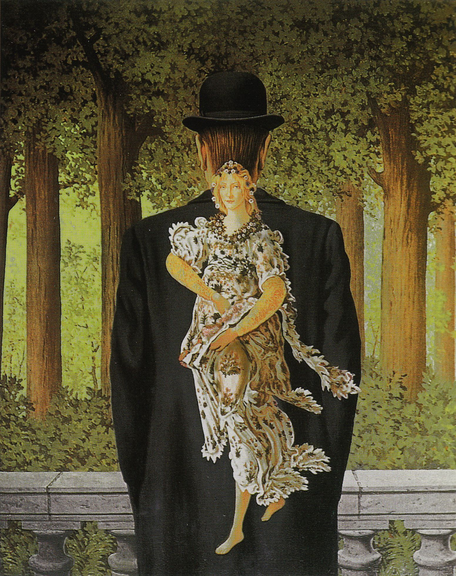 René magritte the ready made bouquet surrealism jpg 1552x1960 Fedora fox  paint 7b78f2ada2c3