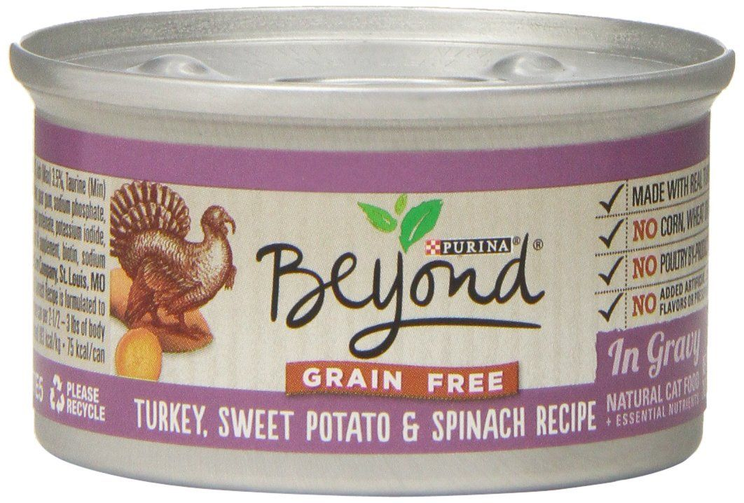 Purina Beyond Natural Grain Free Chunk in Gravy Wet Cat