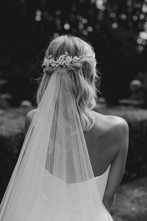 15 Basic Wedding ceremony Hairstyles that Work Nicely with Veils