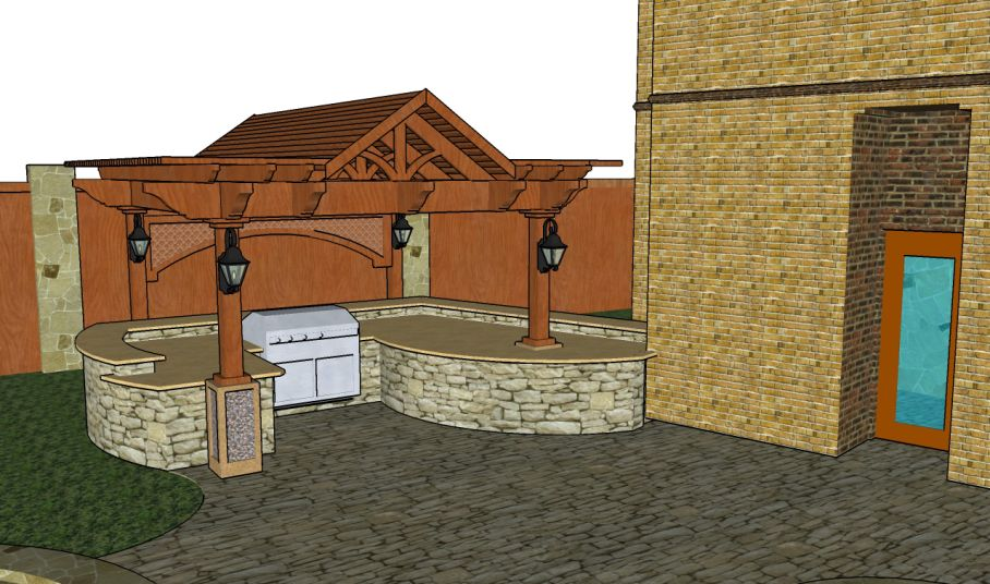 outdoor garageshed floor plan designs with an upstairs Building
