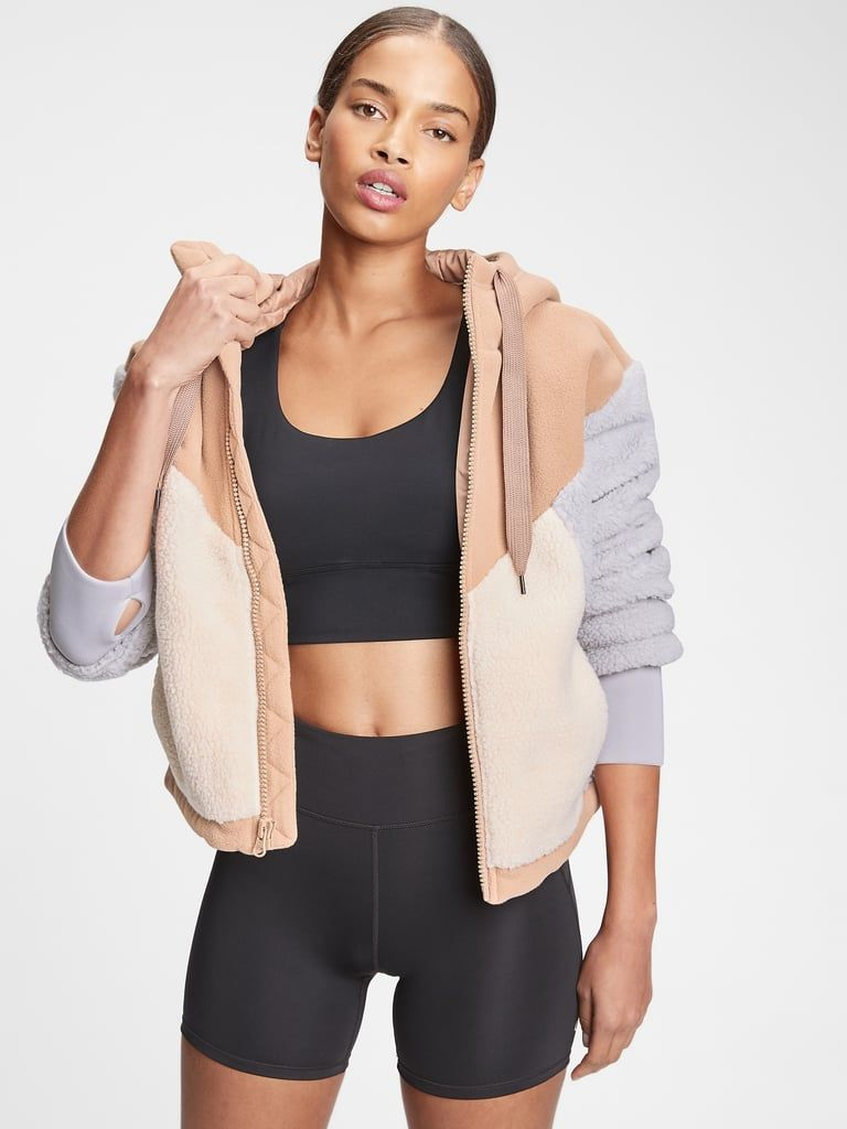 Gap Has So Many Cute Coats And Jackets Right Now It S Hard To Pick Just One Sherpa Jacket Gap Fit Jackets [ 1024 x 768 Pixel ]