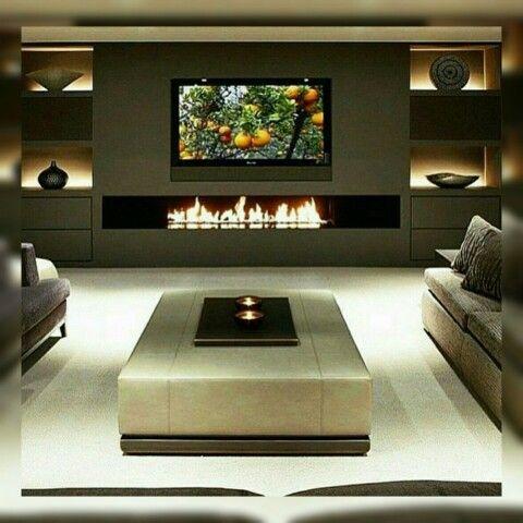ambiance moderne et chaleureuse avec ces jeux d 39 clairage. Black Bedroom Furniture Sets. Home Design Ideas