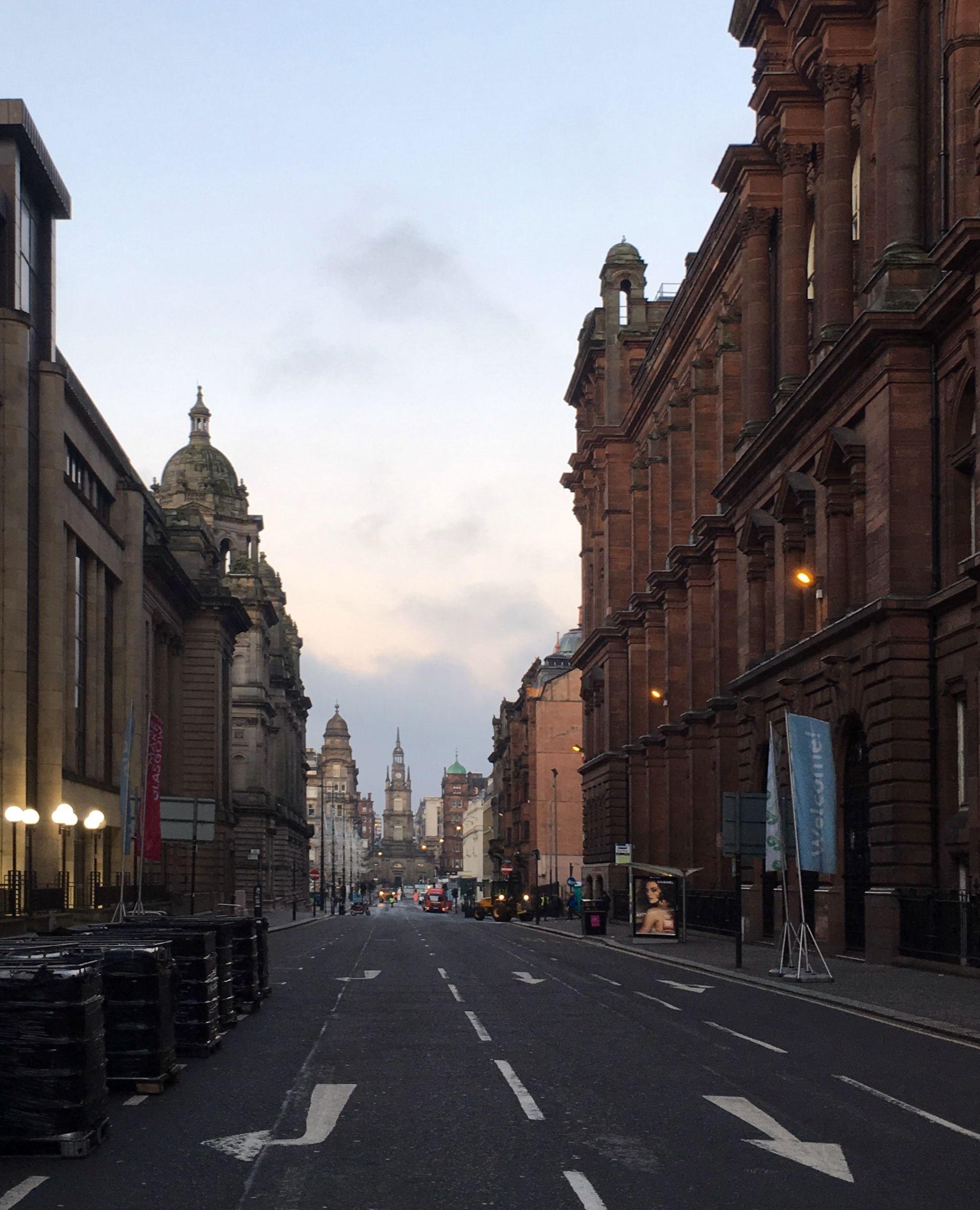 Glasgow Scotland Architecture