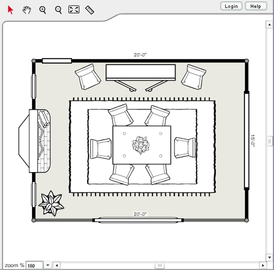 Create Professional Design Floor Plan Layouts For Your Room Web Cool Tips Floor Plan Layout Living Room Planner Floor Plan Design