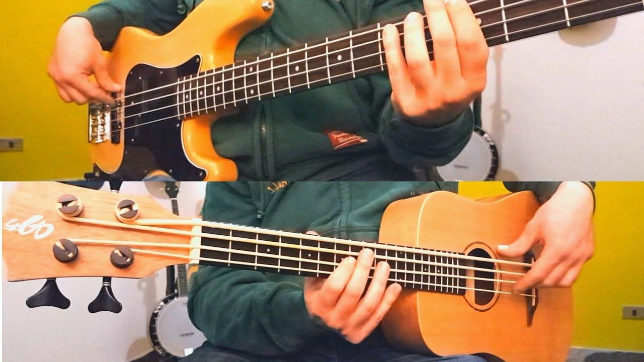 Pin Auf Guitar Bass