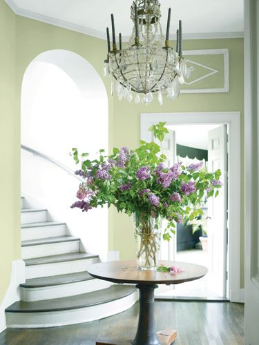 benjamin moore s color of the year for 2015 is pinterest sage