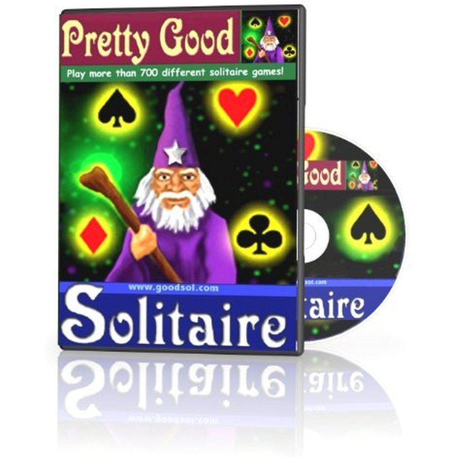 Pretty Good Solitaire (Windows Software) Play More Than
