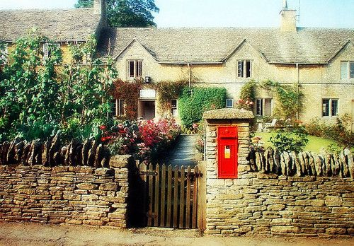 A village post office in the Cotswolds, Gloucestershire, England photo from Judges of Hastings, England